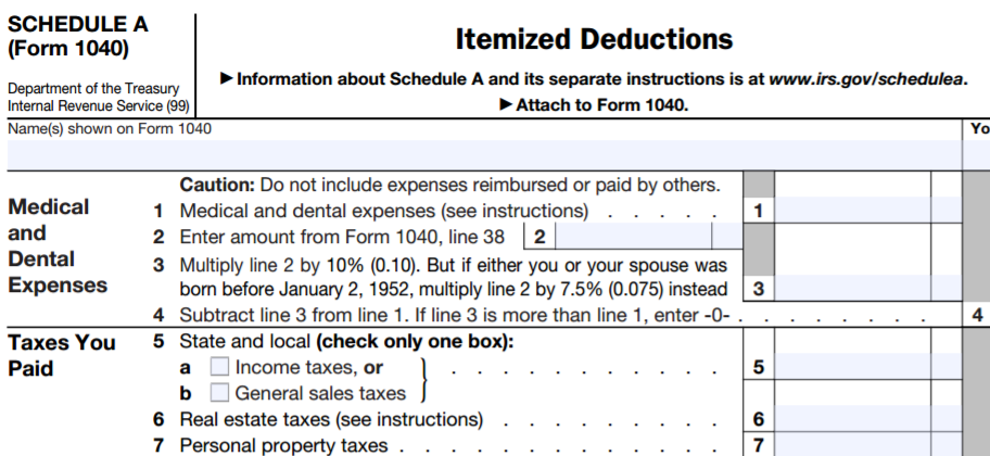Property Taxes 101 How To Claim A Tax Deduction Rapidtax